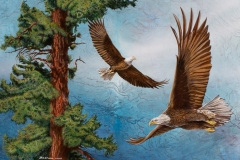 148 - High Flying O'r Robe Eagles $425
