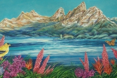 171 - Grand Tetons commission