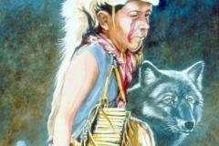 303 - Cody Little Wolf $600